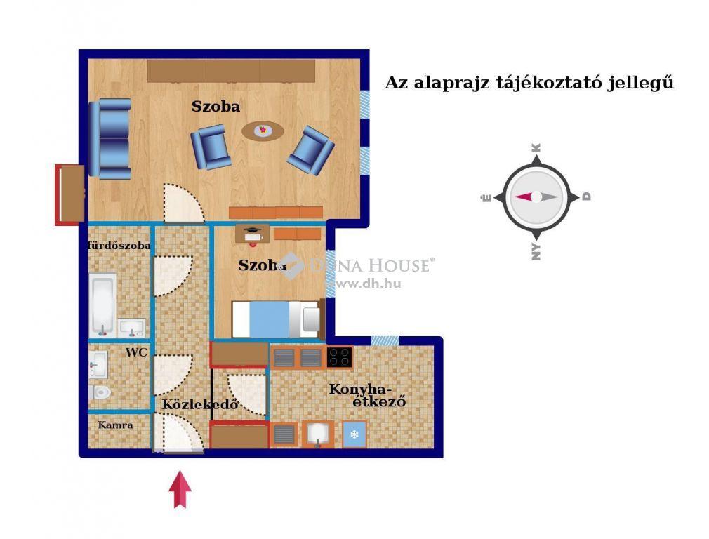 Eladó Lakás, Zala megye, Zalaegerszeg - Polgármesteri hivatal közelében
