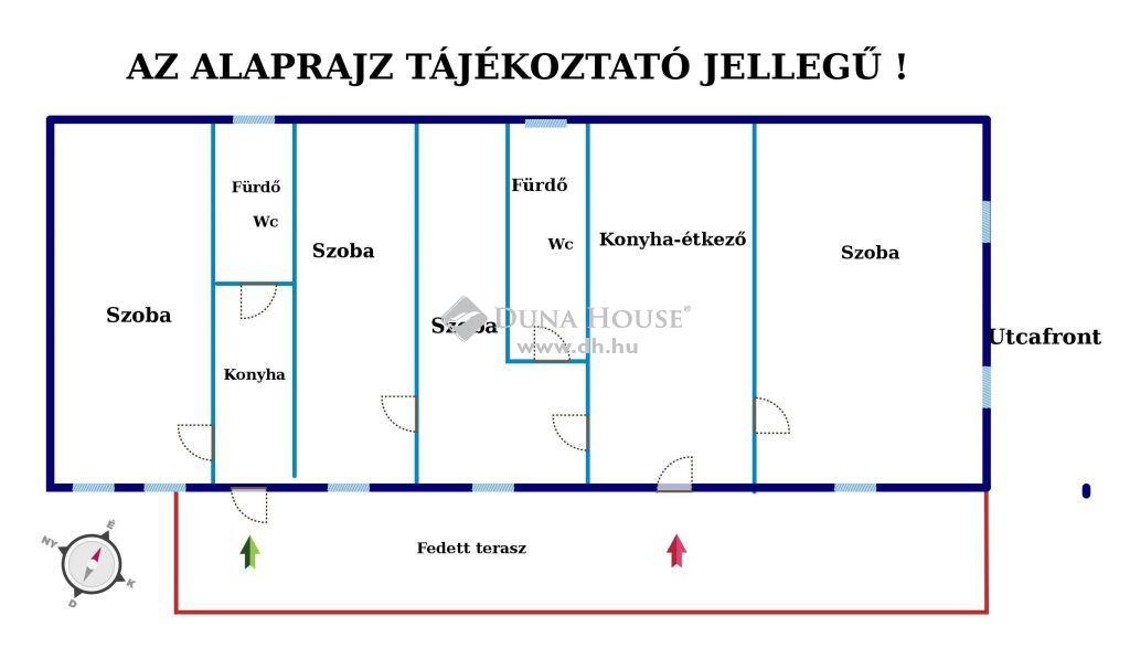 Eladó Ház, Nógrád megye, Szécsényfelfalu