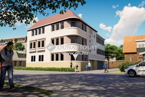 Eladó Lakás, Bács-Kiskun megye, Kecskemét - 130 nm-es, belvárosi, új lakás - 2020-as átadás