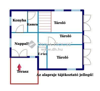 Eladó Ház, Pest megye, Nagykőrös - frekventált helyen hatalmas családiház