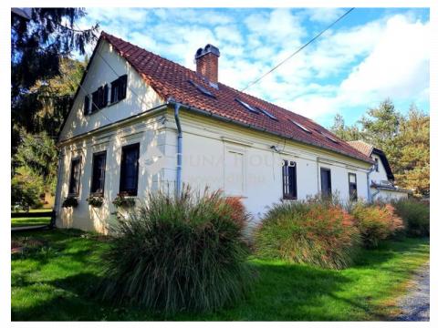 Eladó Ház, Zala megye, Szentgyörgyvölgy - 100 fős szálláshely az Őrségben, 120 éves kúriával