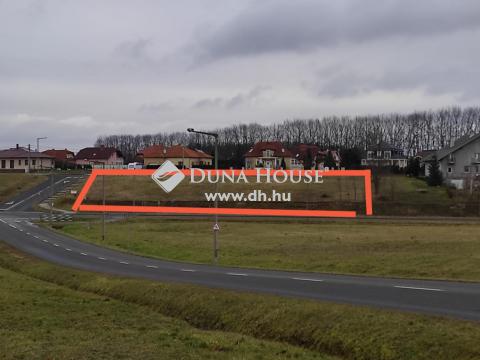 Eladó Telek, Zala megye, Zalaegerszeg - Zalaegerszeg-Ságod építési saroktelek eladó