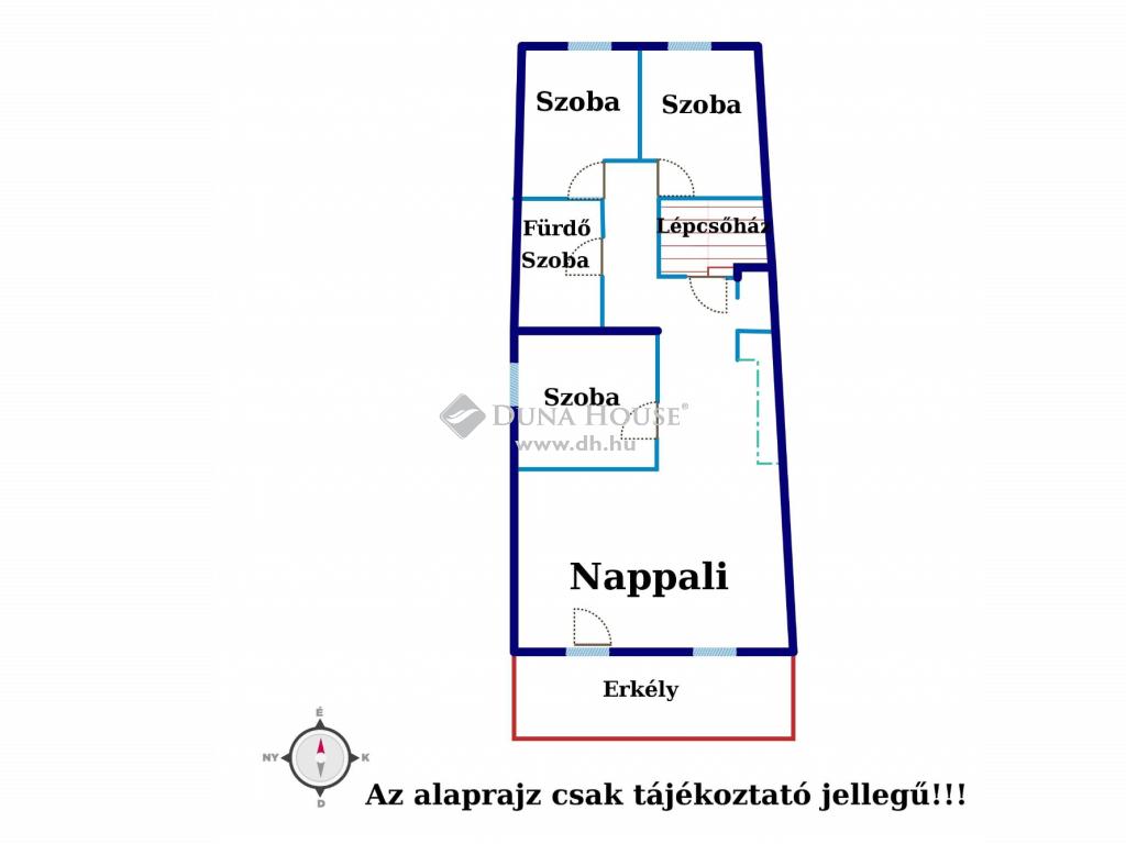 Eladó Lakás, Pest megye, Szentendre - Szentendre társasházi lakás