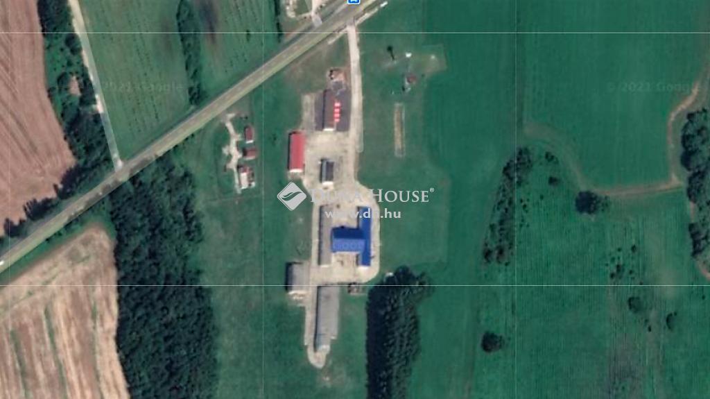 Eladó Ipari, Somogy megye, Vése - Eladó Ipari Park a 61-es főút mellett