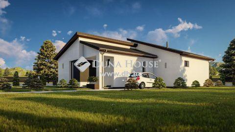Eladó Ház, Bács-Kiskun megye, Kecskemét - VACSIKÖZ új részén nappali + 3 szobás családi ház - 450 nm-es telken