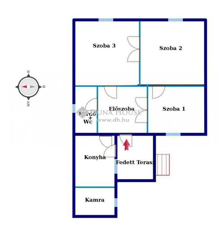 Eladó Ház, Heves megye, Hatvan