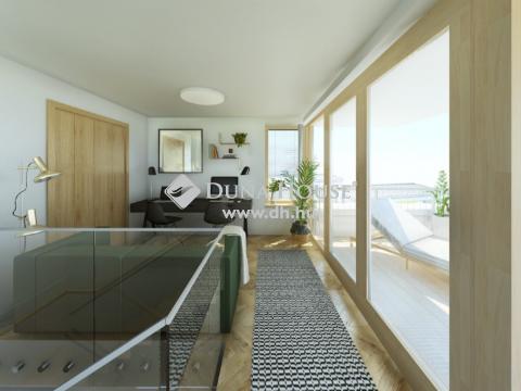 Eladó Lakás, Baranya megye, Pécs - EXKLUZÍV ÚJ ÉPÍTÉSŰ PANORÁMÁS belső kétszintes lakás