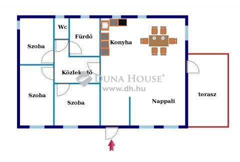 Eladó Ház, Bács-Kiskun megye, Tiszakécske - TÁGAS ÚJ IKERHÁZ 400 nm-es SAJÁT KERTRÉSSZEL!