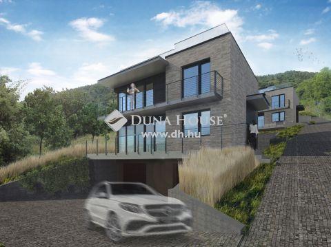 Eladó Ház, Budapest 3. kerület - tetőteraszos, örökpanorámás minimál stílusú ház Testvérhegyen!